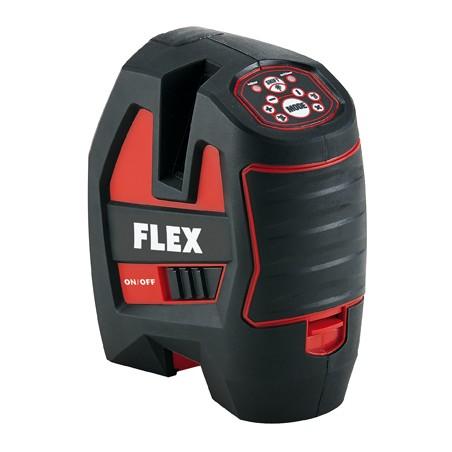 Samopoziomujący laser krzyżowy FLEX ALC 3/1-Basic