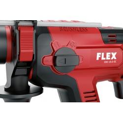 FLEX CHE 18.0-EC indeks 430.005 Kombi-wiertarka akumulatorowa, silnik bezszczotkowy, lampka LED, 18V