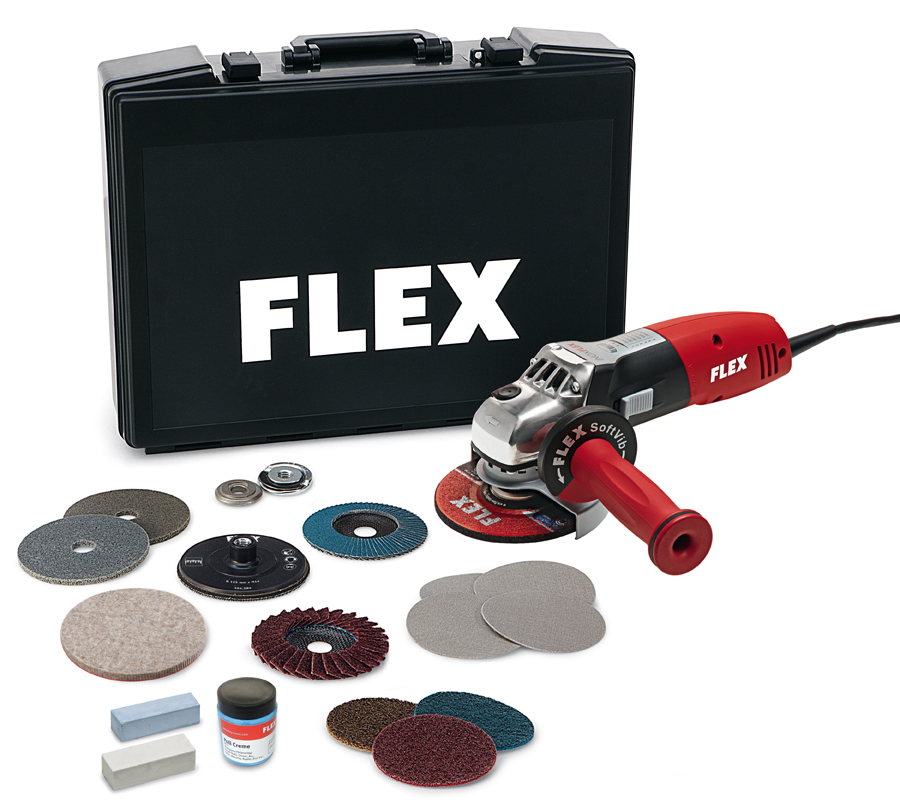 FLEX LE 14-7 INOX Set 406.589