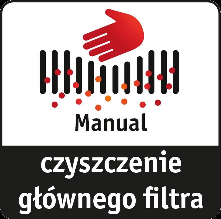 Kompaktowy odkurzacz akumulatorowy z manualnym czyszczeniem filtra, 6 l, klasa L | indeks 481.491